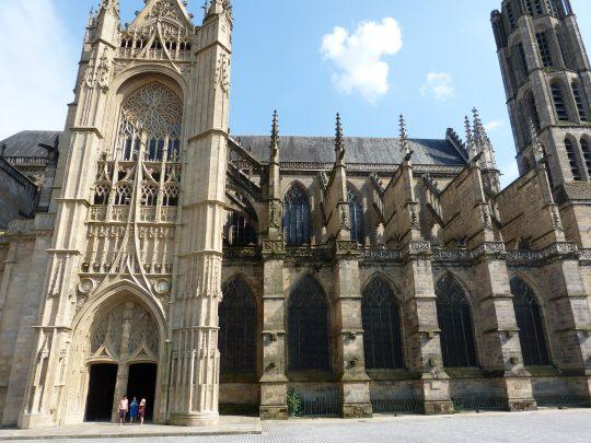 Fietsreis fietsbedevaart fietsblog reisverslag review Santiago de Compostela Limoges