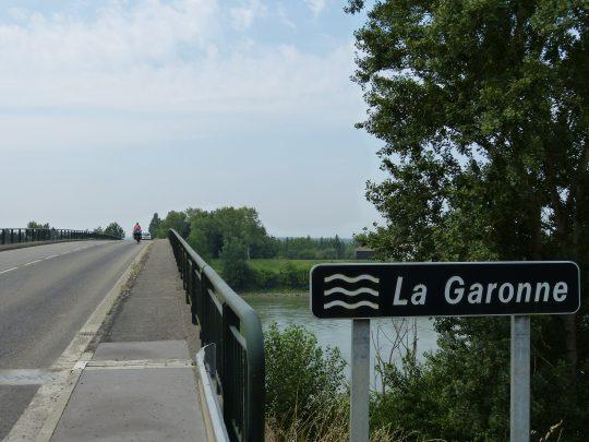 Fietsreis fietsbedevaart fietsblog reisverslag review Santiago de Compostela Garonne