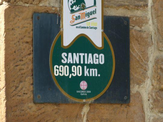 Fietsreis fietsbedevaart fietsblog reisverslag review Santiago de Compostela Camino del Norte San Miguel