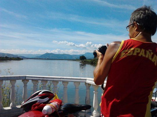 Fietsreis fietsbedevaart fietsblog reisverslag review Santiago de Compostela Camino del Norte