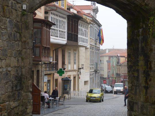 Fietsreis fietsbedevaart fietsblog reisverslag review Santiago de Compostela Camino del Norte Salas