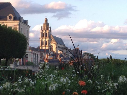 Fietsroute fietsreis fietsblog fietsverslag review fietsvakantie Loireroute Blois