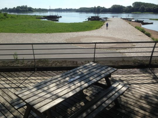 Fietsroute fietsreis fietsblog fietsverslag review fietsvakantie Loireroute