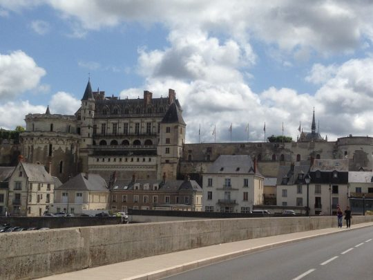 Fietsroute fietsreis fietsblog fietsverslag review fietsvakantie Loireroute Amboise