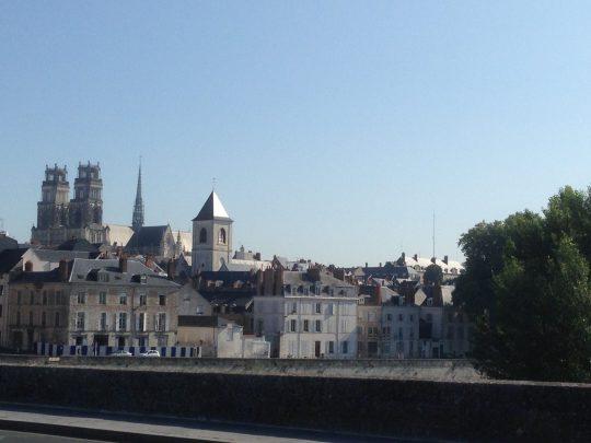 Fietsroute fietsreis fietsblog fietsverslag review fietsvakantie Loireroute Orléans