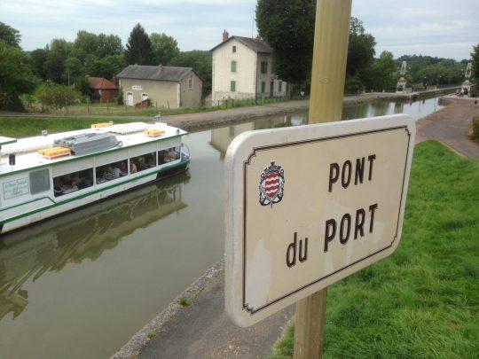 Fietsroute fietsreis fietsblog fietsverslag review fietsvakantie Loireroute Briare Gustav Eifel Pont du Port