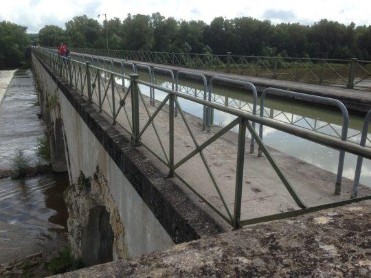 Fietsroute fietsreis fietsblog fietsverslag review fietsvakantie Loireroute canal latéral à la Loire