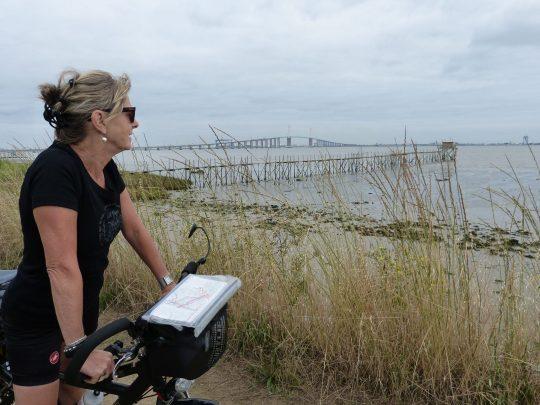 Fietsroute fietsreis fietsblog fietsverslag review fietsvakantie Loireroute Saint-Nazaire