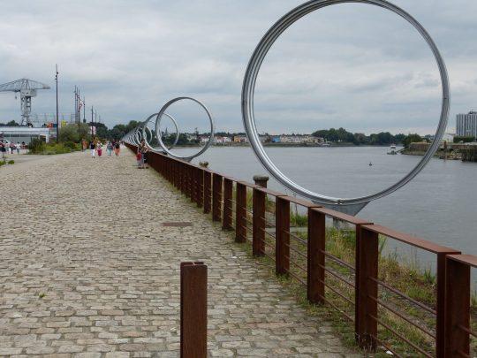 Fietsroute fietsreis fietsblog fietsverslag review fietsvakantie Loireroute Nantes