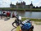 Fietsroute fietsreis fietsblog fietsverslag review fietsvakantie Loireroute Chambord