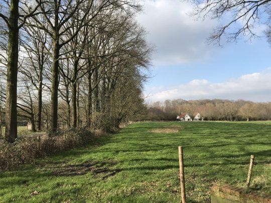 Fietsroute fietsblog review fietslus fietsverslagen Bulskampveld vallei Zuidleie
