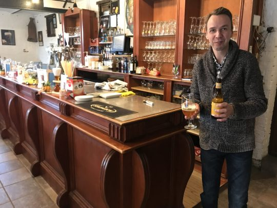 fietsroute fietsblog review reisverslagen bierroute cafe troubadour