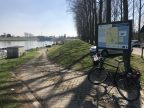 fietsroute fietsblog review reisverslagen Zeekanaal Brussel-Scheldel