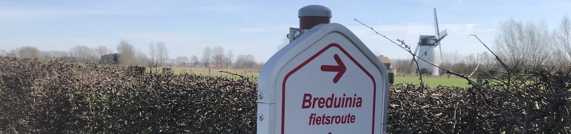 Fietsroute fietsblog review fietslus fietsverslagen Breduinia