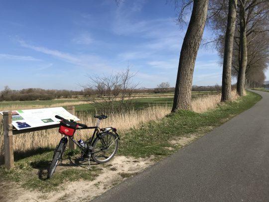 Fietsroute fietsblog review fietslus fietsverslagen Breduinia kanaal Gent-Brugge