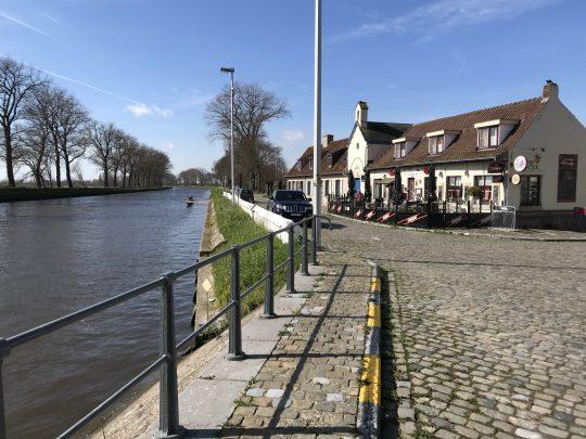 Fietsroute fietsblog review fietslus fietsverslagen Breduinia Nieuwegebrug