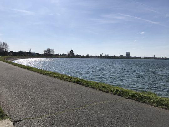 Fietsroute fietsblog review fietslus fietsverslagen Breduinia Oostende spuikom