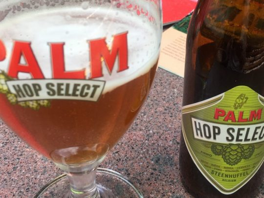 Bier fietsroute fietsblog review reisverslagen Palm Hoppestreek