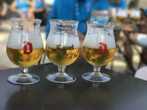 Fietsroute fietsblog duvelroute duvel bier review