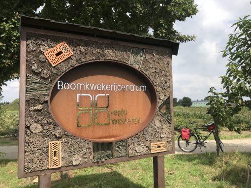 fietsroute fietsblog review boomkwekerij planten hovenier