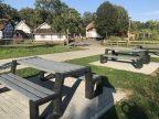 fietsroute fietsblog streek van mijnen en koolputters domein Bovy picknick