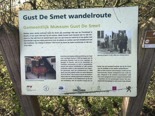 Fietsroute review fietsblog fietsen Leieroute Gust De Smet