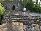 Fietsroute fietsblog Koppenberg Lourdeskapel