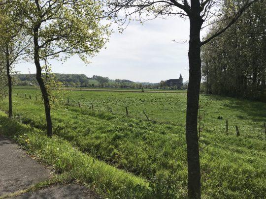 Fietsroute fietsblog Melden Koppenberg