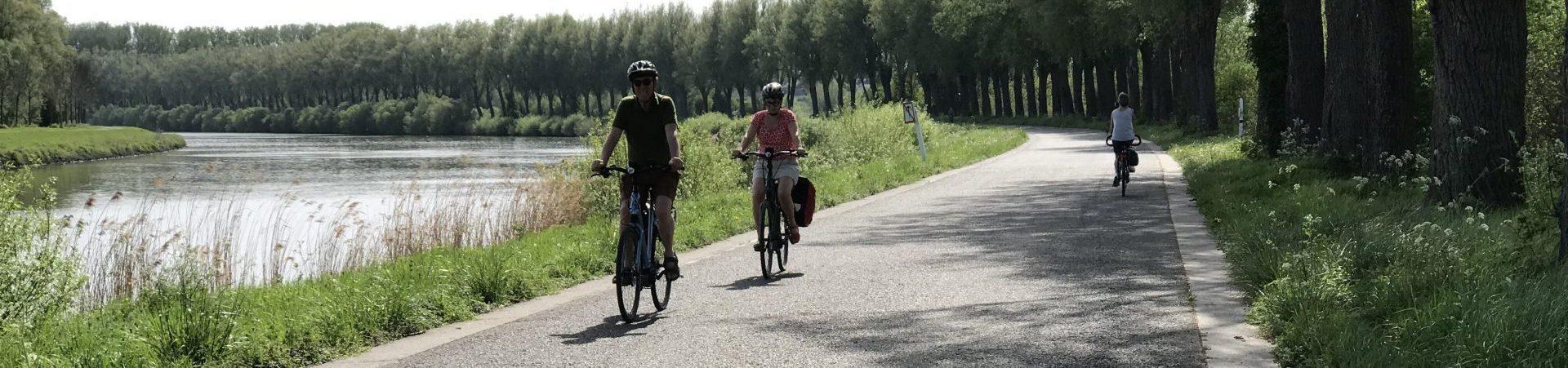 Schelde verhaal fietsroute fietsblog review reisverslagen blog stroom