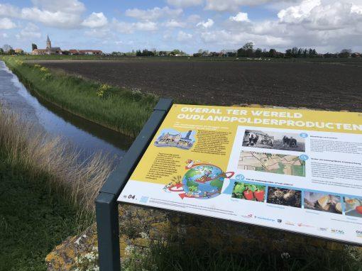 Fietsroute fietsblog polders review