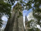 Fietsroute fietsblog Dudzele kerktorens