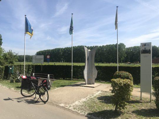 Fietsroute fietsblog review middelpunt Vlaanderen