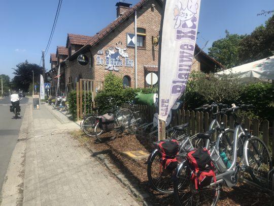 Fietsblog fietsroute fietscafé review