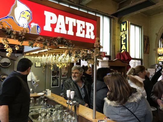 Fietsroute fietsblog witkap brouwerij Ninove Slachmuylder Pater