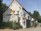 Fietsroute fietsblog brouwerij brasserie Dupont Saison bier St.-Géry