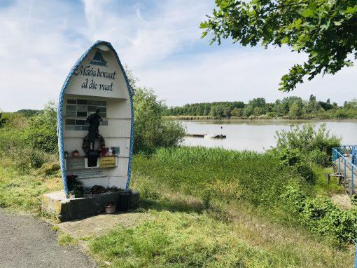 Fietsroute fietsblog Mariekerke Scheldedijk Schelde review