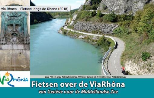 Via Rhona gids fietsvakantie
