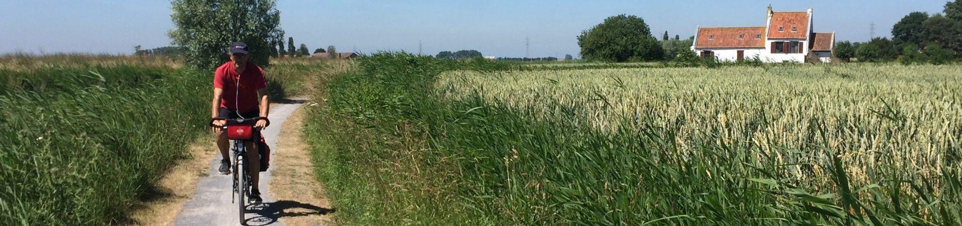 Veurne-Ambacht fietsroute - Genieten op 2 wielen - Fietsroute reviews van  Herman De Wulf