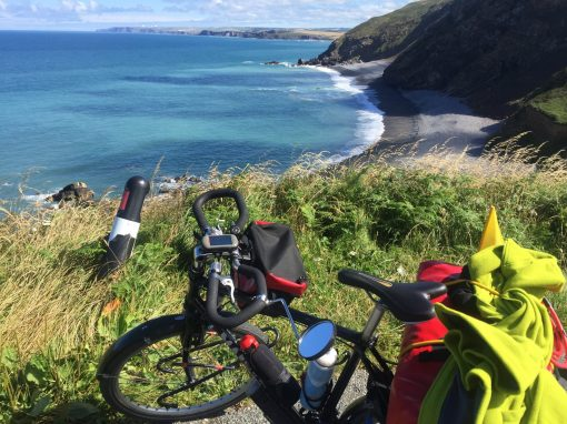 Fietreis fietsblog review Cornwall ronde uitgelicht