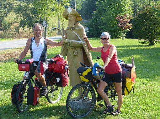 Fietsreis fietsblog Compostela review dagboek