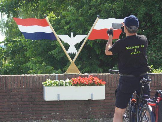 Fietsroute fietsblog review Polen Zaamslag bevrijding