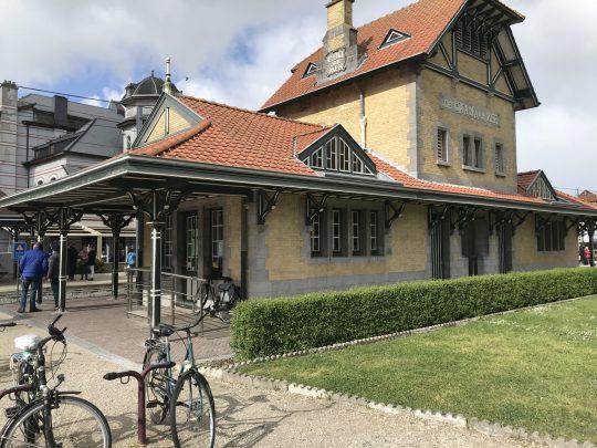 Fietsroute fietsblog review polder oude dijken De Haan tramstationnetje