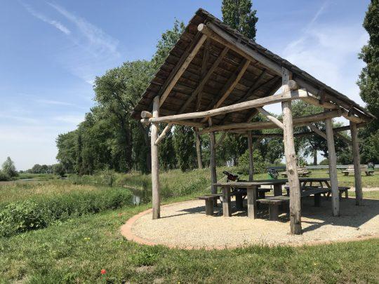 Fietsroute fietsblog review polder oude dijken kanaal Brugge-Oostende picknick