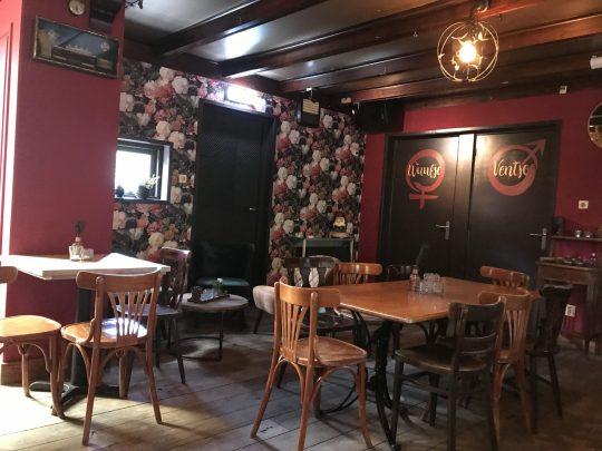 Fietsroute fietsblog review cafe de Griete