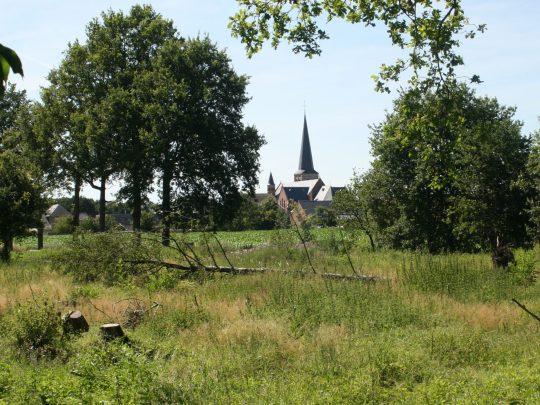 Fietsroute review fietsblog zuiderkempen dorpskerk landschap