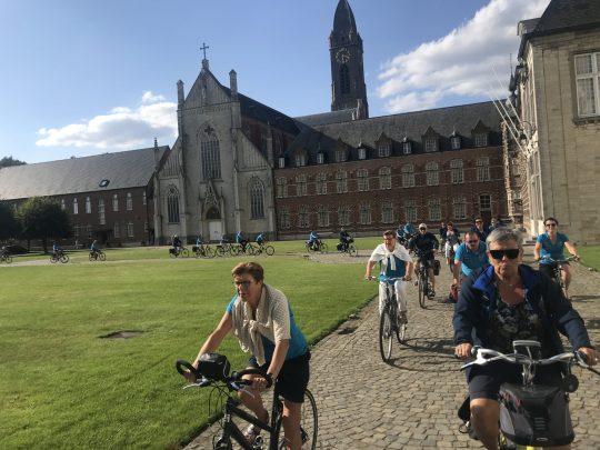 Fietsroute review fietsblog zuiderkempen Tongerlo abdij fietsen