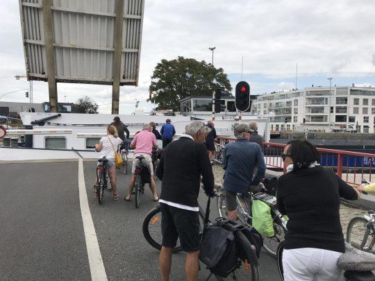 Fietsroute review fietsblog Brugge fietsen kanaal sluis