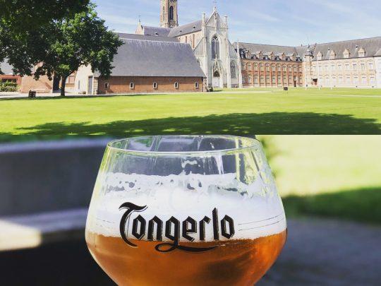 Fietsroute review fietsblog Tongerlo abdij bier streekbier