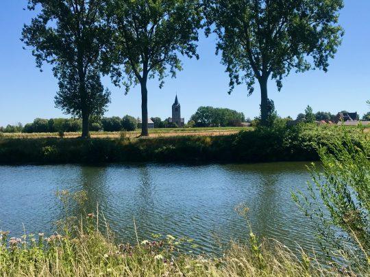 Fietsroute, fietsblog, review, Spierevallei, Schelde