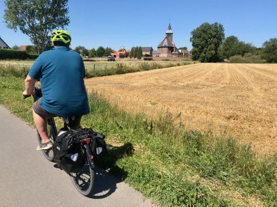 Fietsroute, fietsblog, review, Spierevallei, Helkijn